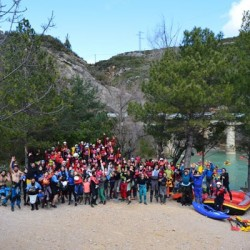 Eventos de kayak y rafting (KMF & Marmotas day)