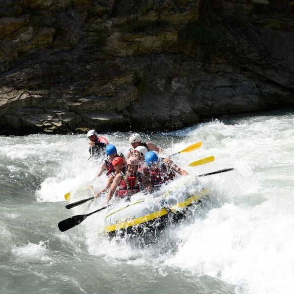 Rafting Murillo de Gallego