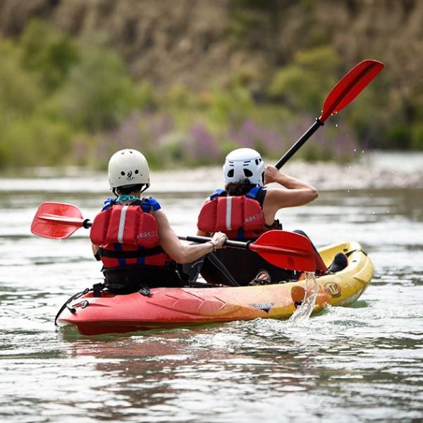 30fab6668 Paseo en canoa :: Rafting y kayak en Pirineos - Huesca
