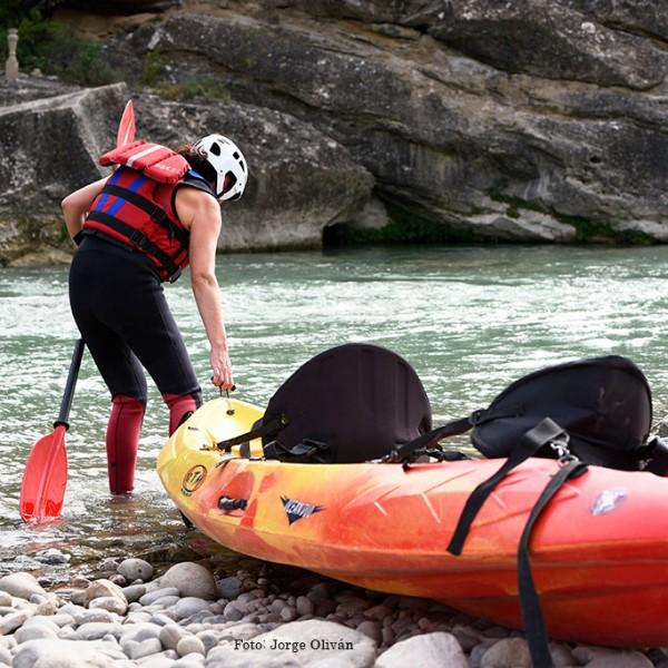 565f6ae01 Desceso en canoa :: Rafting y kayak en Pirineos - Huesca