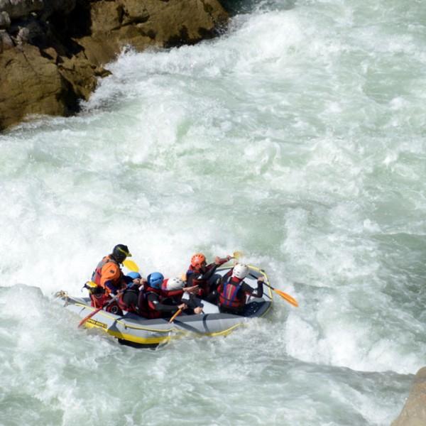 8114b7e65 Cañon del río Gállego :: Rafting y kayak en Pirineos - Huesca